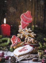 Почтовая открытка Новогодние чудеса